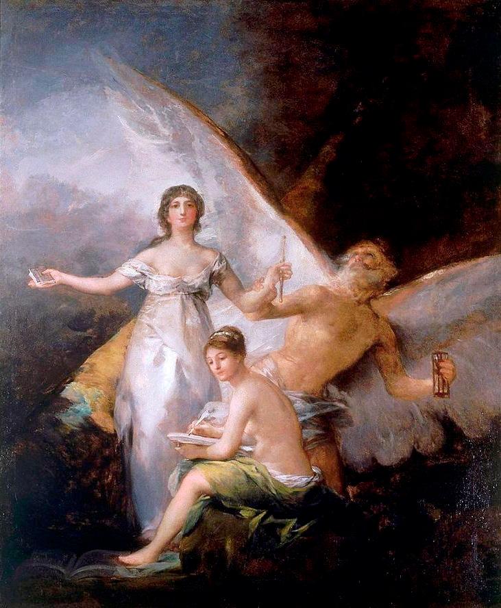 Aurait Francisco L'express Oublié De On Goya FrxFpq