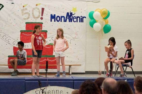 École élémentaire catholique Georges-Étienne-Cartier à Toronto
