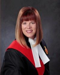 La juge Julie Audet
