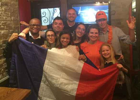France 2 Pays-Bas 1