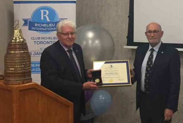 Club Richelieu Toronto