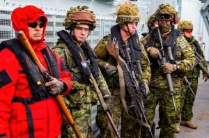Forces armées canadienne