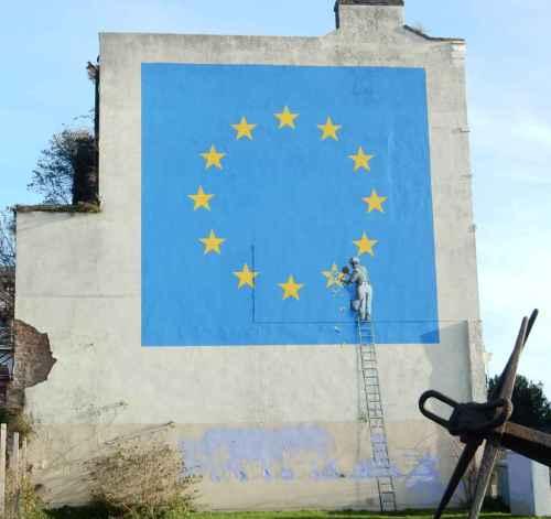 Banksy le phénomène de l'art de rue