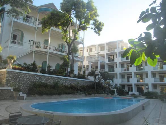 Le Manoir Adriana, Jacmel