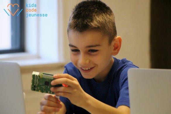 Kids Code Jeunesse