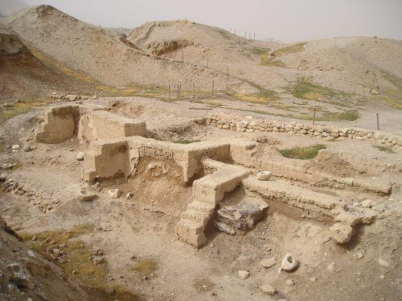 archéologie désert