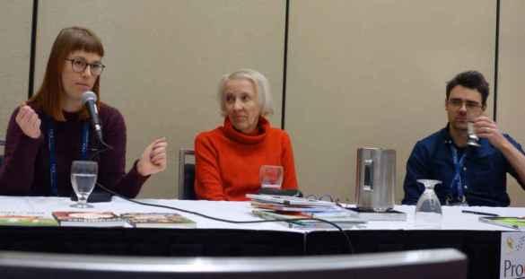 Conférence sur le métier d auteur de livres de jeunesse