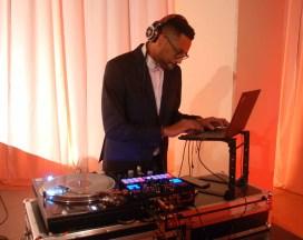 DJ Misteuring animait la soirée dansante.