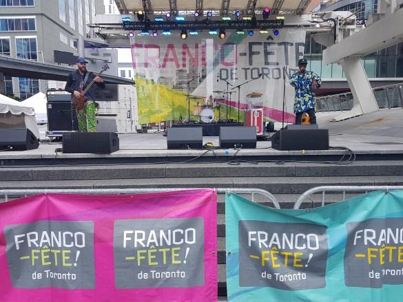 Le R Premier au Franco-Fête