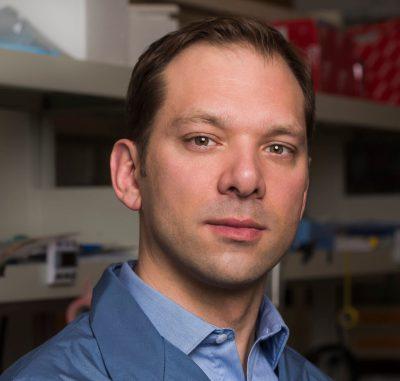 Portrait du Dr Mathieu Lupien