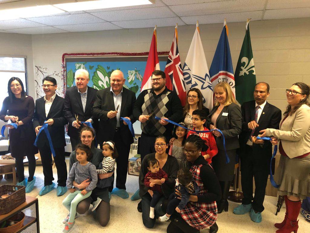 L'AFRY fête son premier centre «ON y va» à Markham - l-express.ca