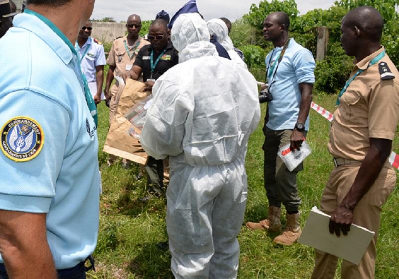 1-Accident d'avion-le Togo outille ses enquêteurs