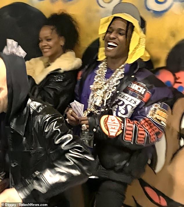 A$AP Rocky , Rihanna