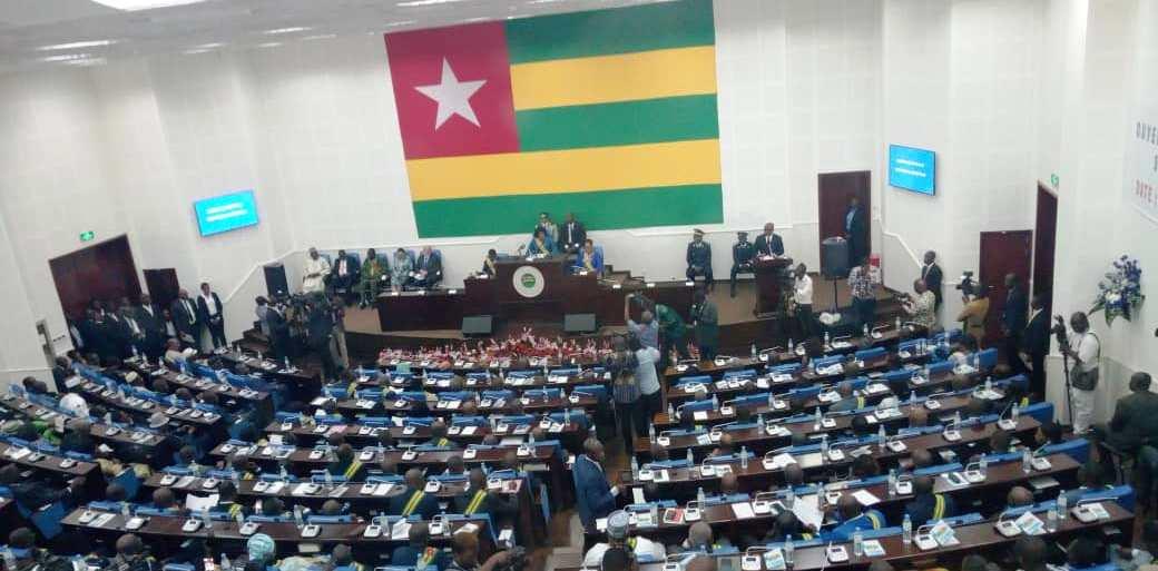 2-Togo-Ouverture de la session parlementaire ce mardi 2 avril les premières images et le programme du jour