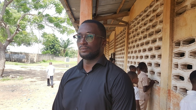 CEG Nyékonakpoé, Togo, Hygiène du cerveau, national anti-drogue