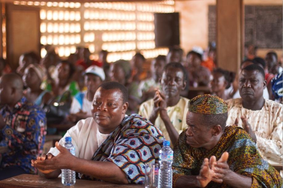 2Togo-Elections Municipales les populations d'Agoè-Nyivé 1 invitées à choisir la continuité du Plan National de Développement (PND)