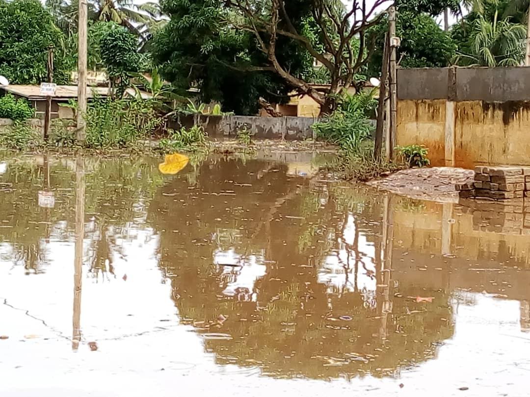 Togo : drame au quartier Avénou (Lomé) ; 3 filles d'une même famille ont péri après la pluie du samedi