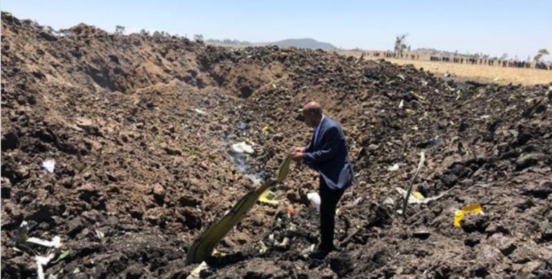 Breaking-Togo 7un Togolais parmi les victimes du crash d'Ethiopian Airlines ce dimanche 10 mars
