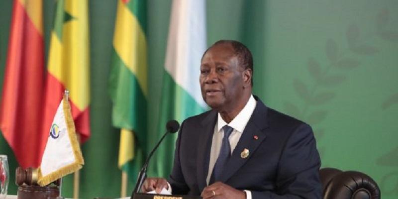 CEDEAO le franc-parler du président Alassane Ouattara