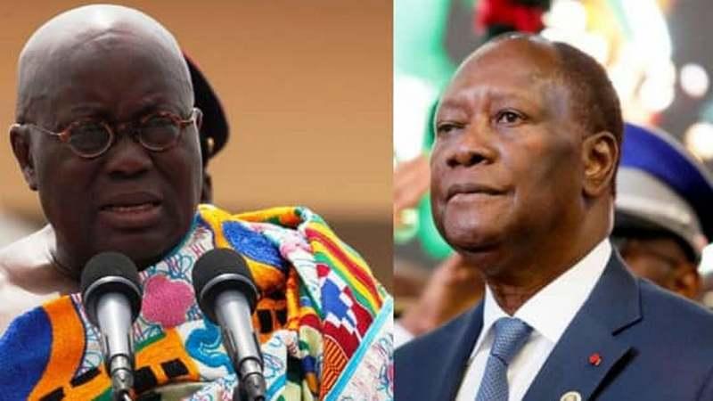 Cfa le Président Addo prend le contre-pied d'Alassane Ouattara