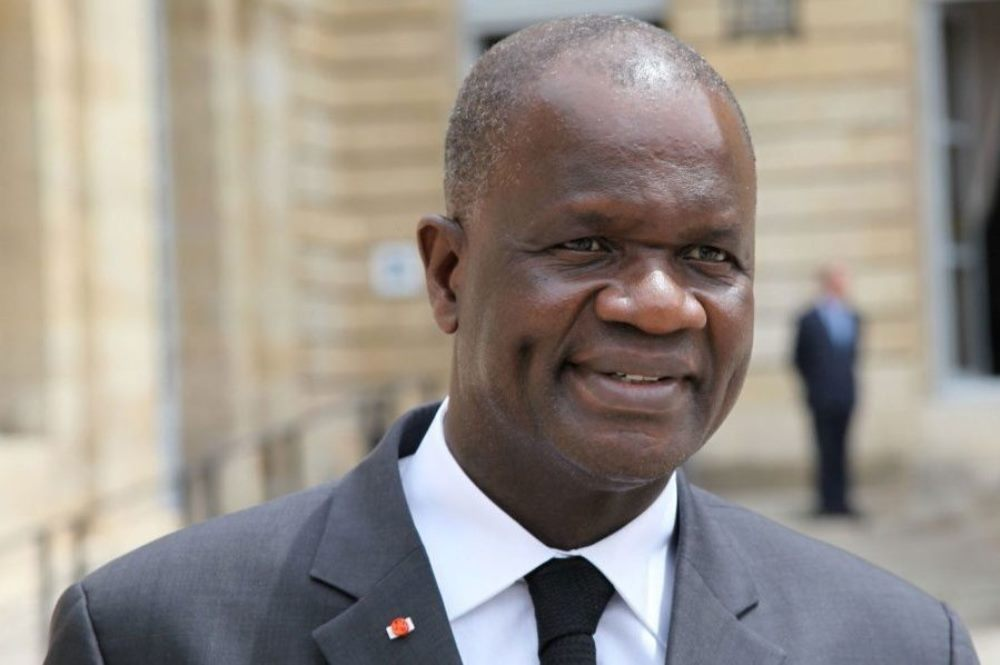 Côte d'Ivoire Amadou Soumahoro élu à la tête de l'Assemblée nationale