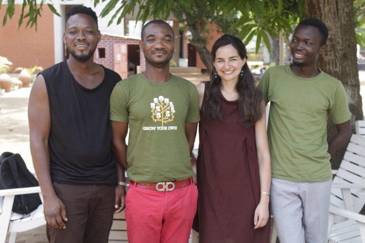 Culture de la fiction pour rassembler les Togolais autour du 'patrimoine urbain agonisant' (1)