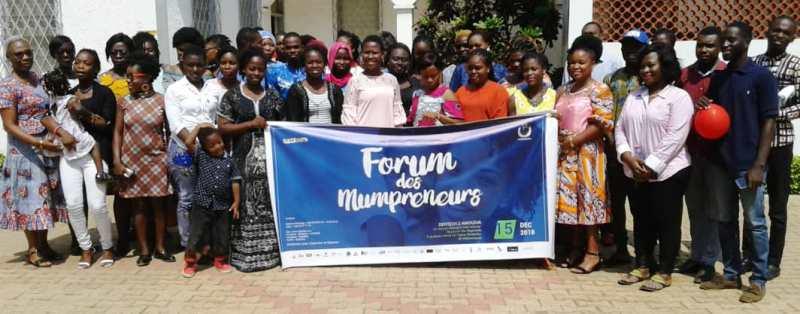 MumPreneurs, Forum, WigeBlog, Lonlonlida, Edwige Mensah