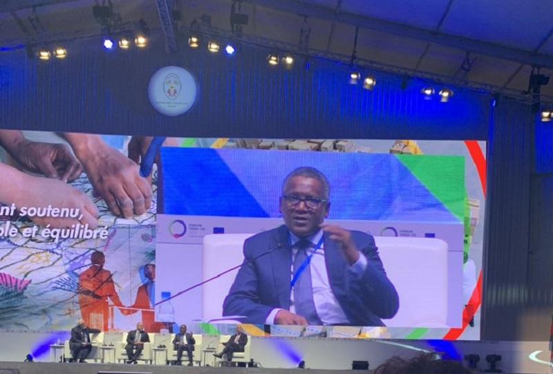 Forum économique Togo-UE la vision d'Aliko Dangoté pour le Togo