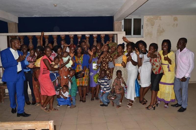 Association famille épanouie & responsable, Eklou Koffi, Hôtel Sheba, Adakpamé, l'épanouissent de la femme