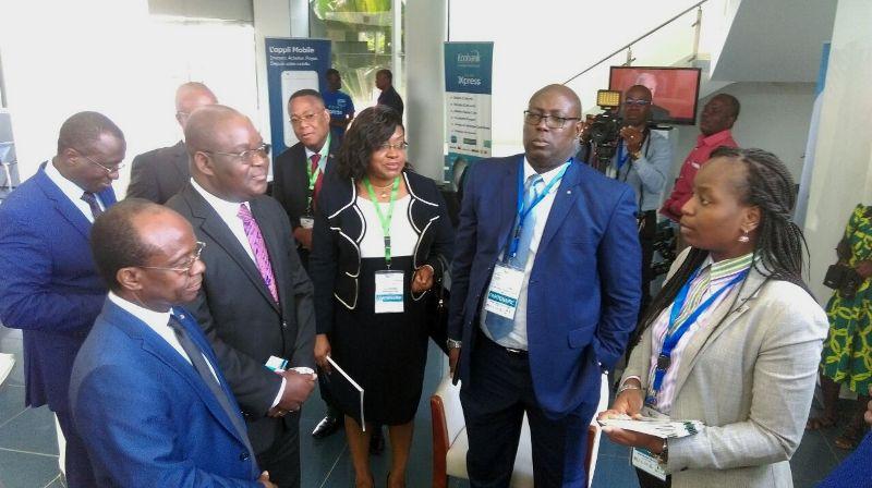 BRVM, Ecobank Transnational Incorporated, 13es Journées, Edoh Kossi Amenounvé, Paul-Harry Aithnard, Directeur des Marchés de Capitaux et Gestion d'Actifs du Groupe Ecobank, ORAGROUP,