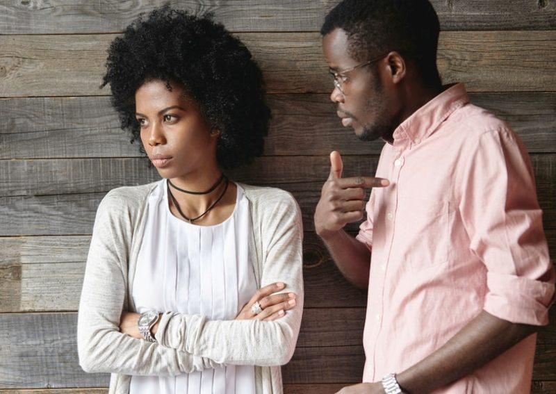 Infidélité, couple, noirs