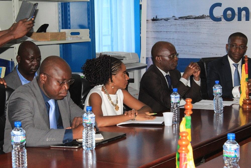 Le Cluster maritime d'Afrique francophone porté sur les fonts baptismaux in