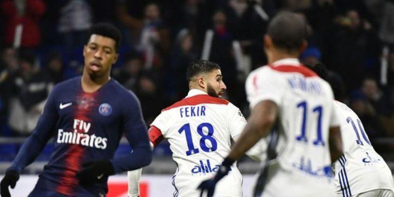 Ligue 1-PSG concède sa première défaite de la saison !