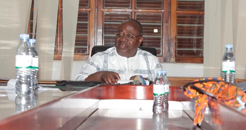 Togo, emploi, Appel à candidatures, Edmond Amoussou, ANPE