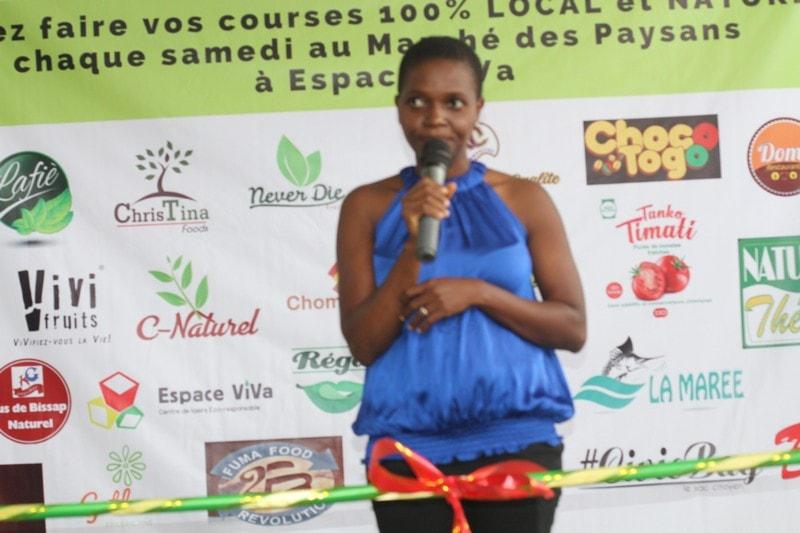 Togo-Espace Viva le marché des paysans officiellement ouvert ce samedi (6)-min