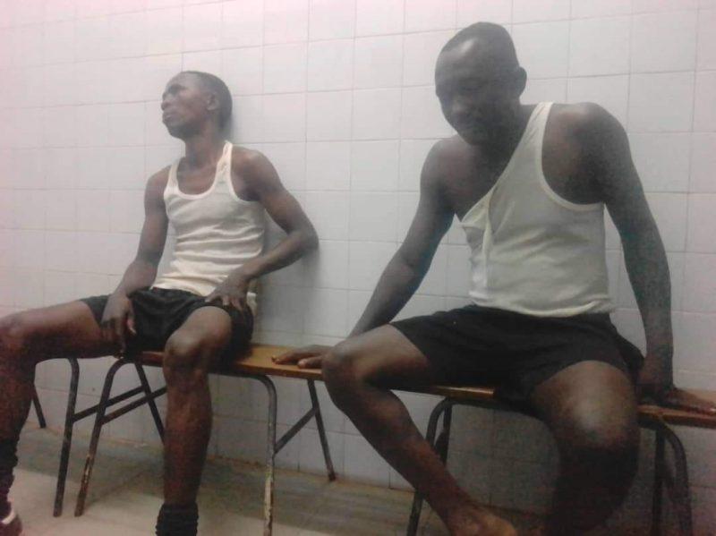 TogoFootball-D1 des arbitres tabassés ce dimanche par des supporters (1)