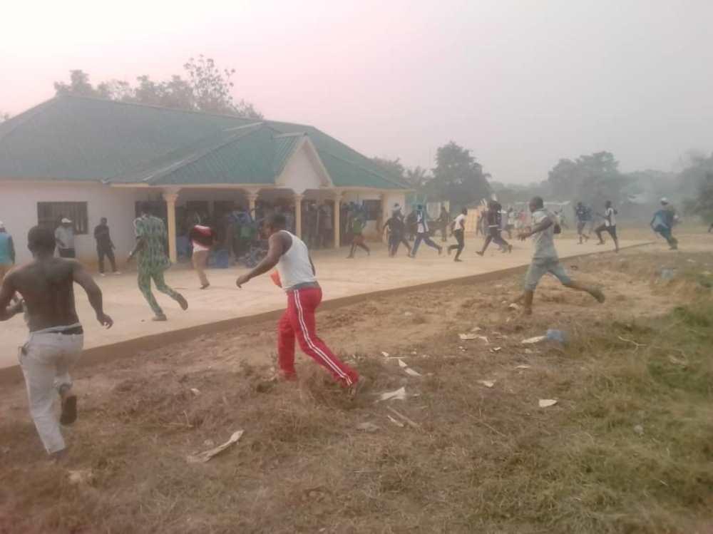 Togo violence sur les stades de lourdes sanctions en vue