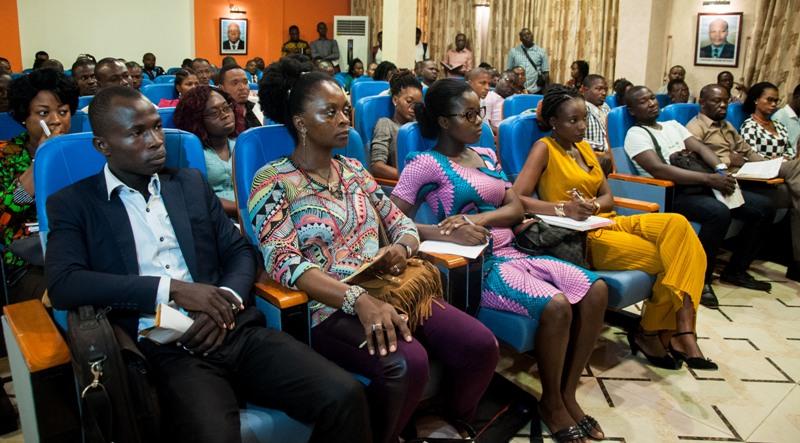 Anpgf, mercredi de l'entrepreneur, Togo,