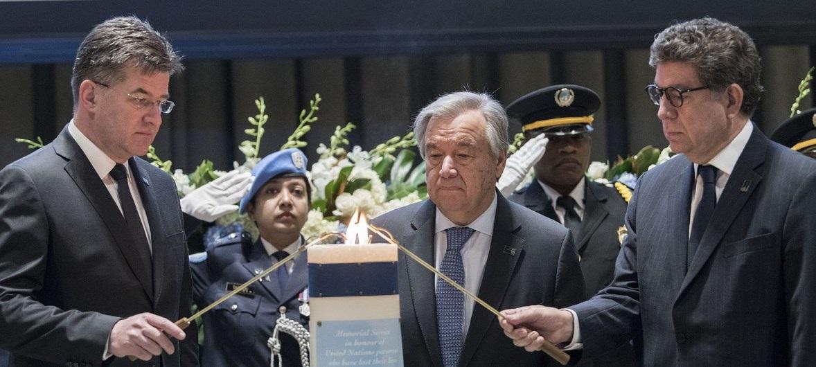 Togo, ONU, casques bleus, champ de bataille, Minusma, Mission multidimensionnelle intégrée des Nations Unies pour la stabilisation au Mali, Yao Agoudah, Idrissou Tchatakoura,