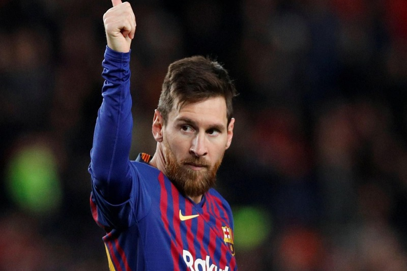 Lionel Messi, Kenya, lutte contre la pauvreté, FC Barcelone