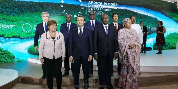 One Planet Summit, BAD, 25 milliards de dollars, climat