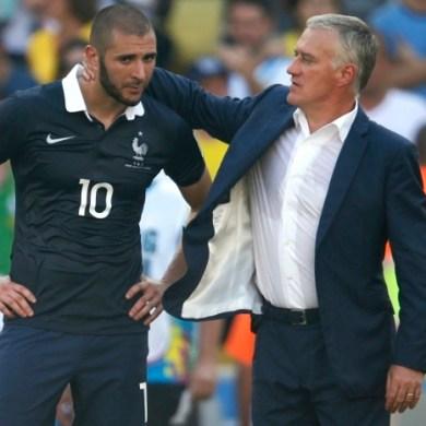 Affaire Sextape de Valbuena Karim Benzema se confie