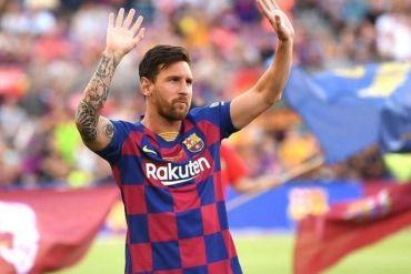 Barça Élections présidentielles Lionel Messi a voté
