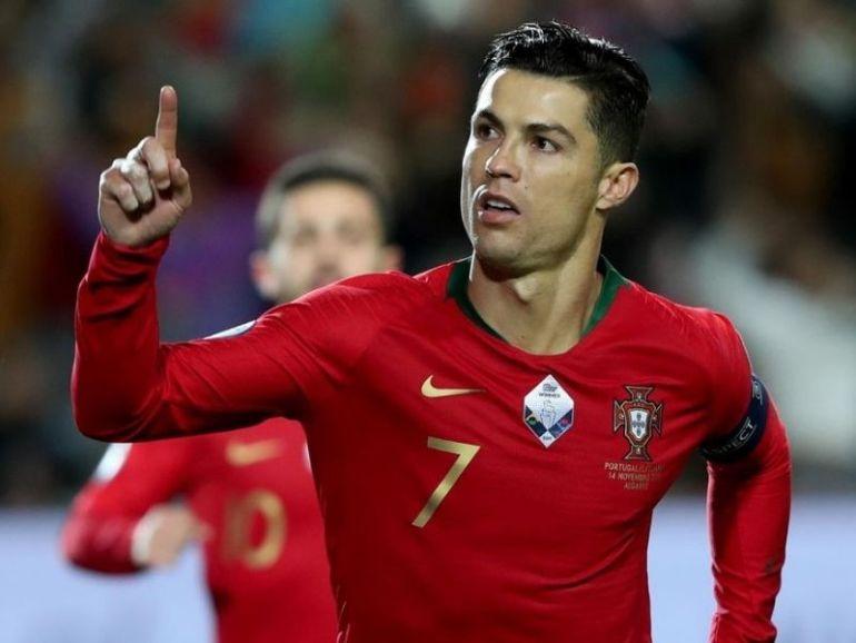 Cristiano Ronaldo s'offre un immense record avec le Portugal