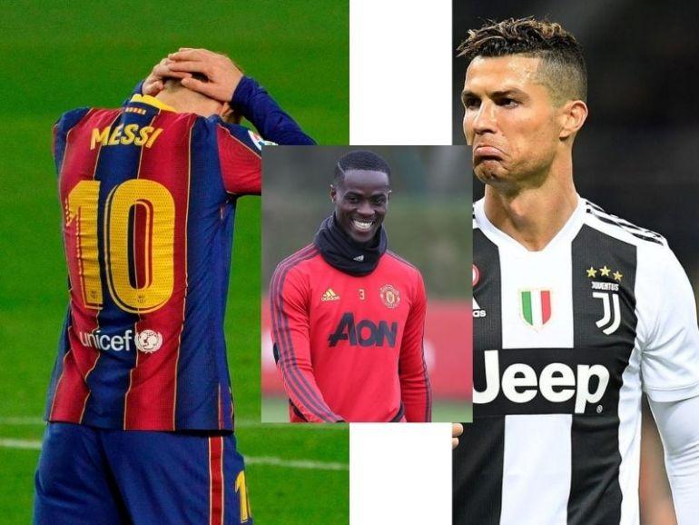 Eric Bailly snobe Messi, Ronaldo et choisit le meilleur joueur selon lui