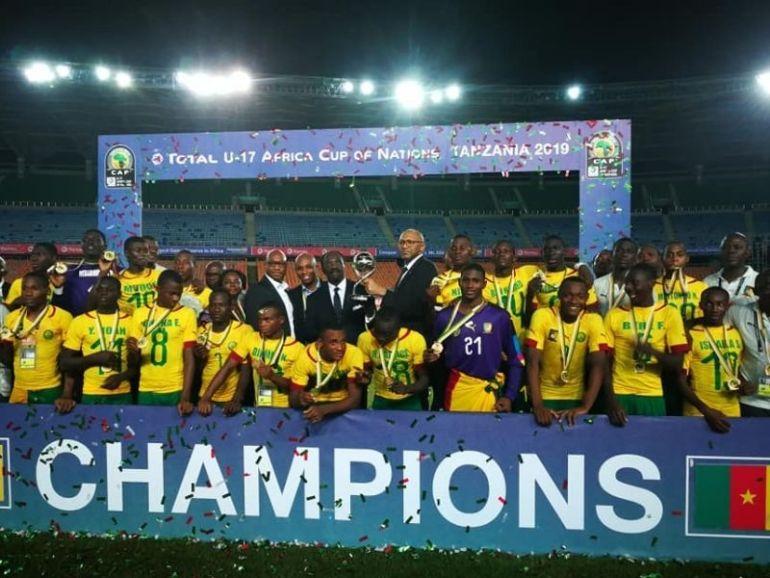 Football Afrique la CAF annule la CAN U17