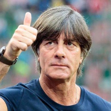 Joachim Löw le sélectionneur allemand a la cote en Turquie