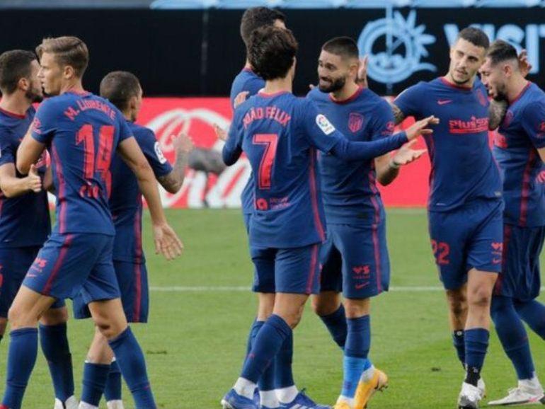 Liga mauvaise nouvelle pour l'Atletico Madrid à deux jours du derby