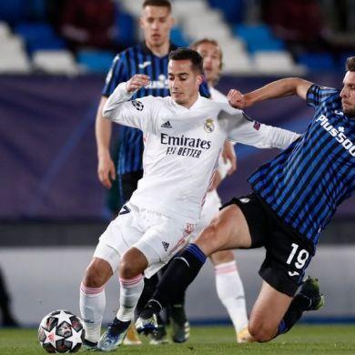 Ligue des champions le Real Madrid assure devant l'Atalanta et verra les quarts