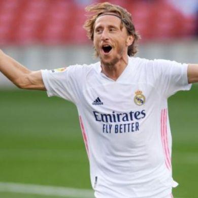 Real Madrid Florentino Pérez a tranché pour l'avenir de Luka Modric